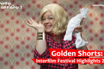 21.12.13 Film: Shorts Attack – Golden Shorts!