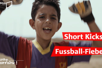 22.05.14 Film: Shorts Attack im Mai – Short Kicks: Fussball-Fieber!