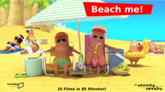 31.07.14 Film: Shorts Attack im Juli – Beach me!