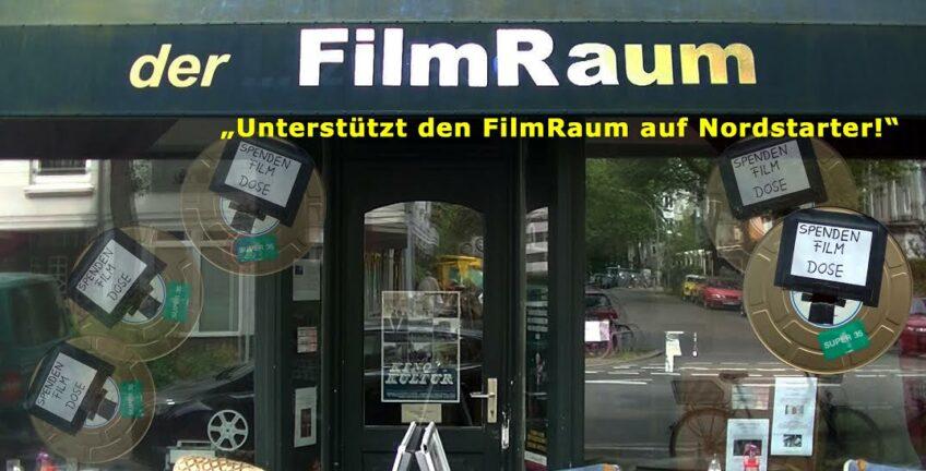 Unterstützt den FilmRaum auf Nordstarter!
