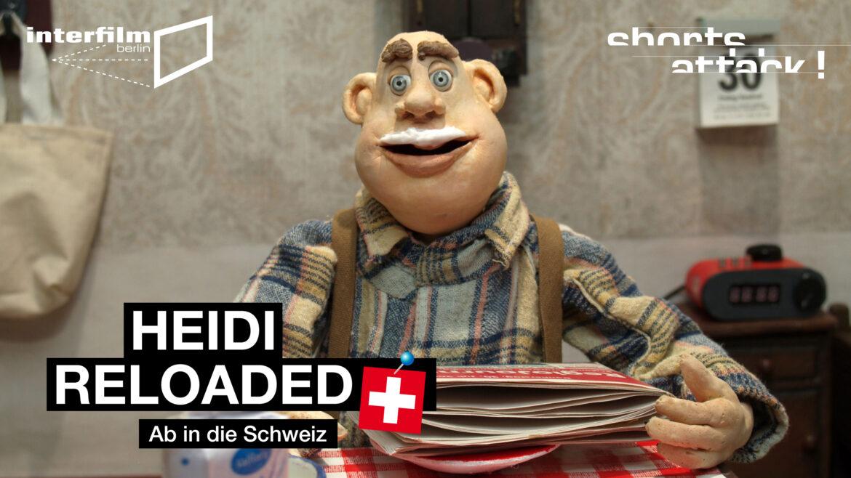 26.01.12 Film: Shorts Attaks – Heidi Reloaded – Ab in die Schweiz