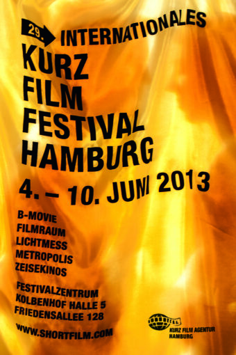 Juni 2013 Film: IKFF Internationales KurzFilmFestival Hamburg