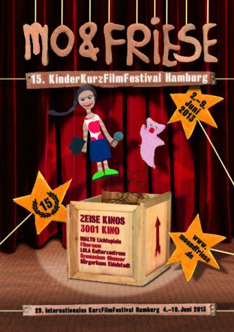 08.06.15 Film: Mo&Friese Kinder KurzFilmFestival