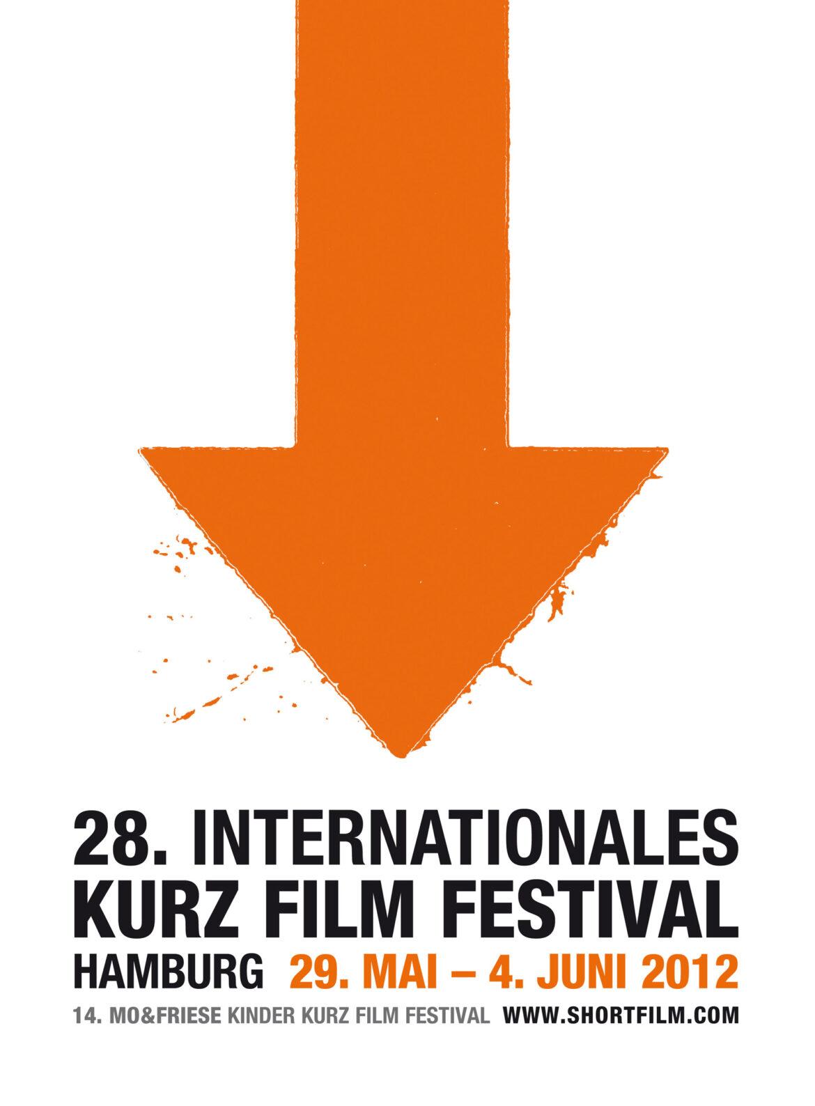 Mai & Juni 2012 Film: 28. Internationales KurzFilmFestival Hamburg
