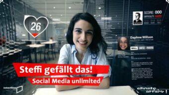28.11.13 Film: Shorts Attack – Steffi gefällt das! Social Media Unlimited !