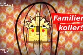 28.08.14 Film: Shorts Attack im August – Familienkoller!