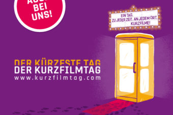 21.12.2015 Film: Intern. KURZFILMTAG Open-Air- Kino