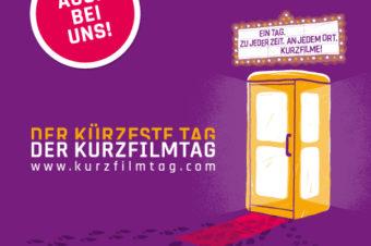 21.12.2015 Film: Intern. KURZFILMTAG Open-Air- Kino