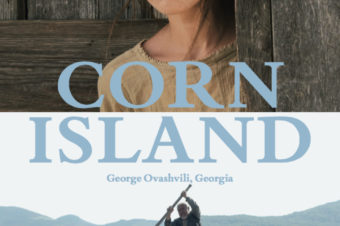 30. 01. 2016 Film: CORN ISLAND /  George Ovashvili