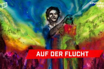 """12.03.2016 KurzFilm: Shorts Attack """"Auf der Flucht"""""""