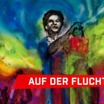 """31.03.2016 KurzFilm: Shorts Attack """"Auf der Flucht"""""""