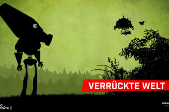 "16.04.2016 KurzFilm: Shorts Attack ""Verrückte Welt"""