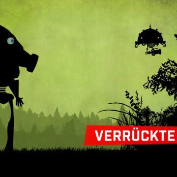 "28.04.2016 KurzFilm: Shorts Attack ""Verrückte Welt"""