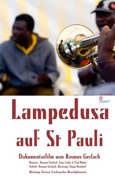 04.05.2016 Dokumentarfilm: Lampedusa auf St. Pauli