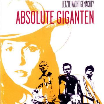 """24. April 2016 Film: Eine Stadt sieht einen Film """"Absolute Giganten"""""""