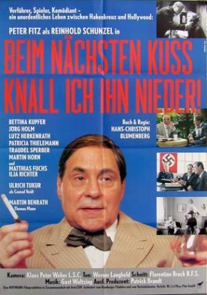 """05.05.2016 Drehort:Hamburg zeigt im FilmRaum """"BEIM NÄCHSTEN KUSS KNALL ICH IHN NIEDER!"""""""