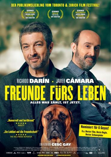 Div. Termine Film: Freunde fürs Leben