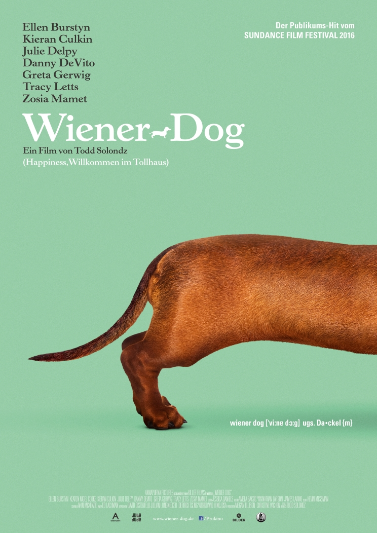 Film Wiener Dog Filmraum