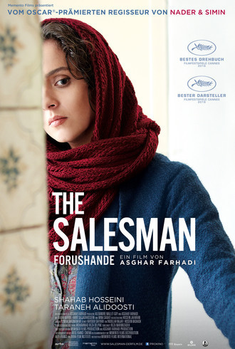 Diverser Termine // Film: The Salesman (Forushande)