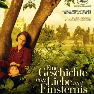 Div. Termine // Film: Eine Geschichte von Liebe und Finsternis