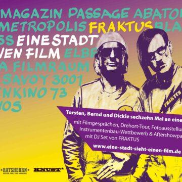 30. April// Film: Fraktus – Eine Stadt sieht einen Film