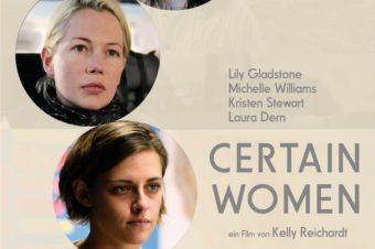 Diverser Termine // Film: Certain Women