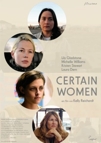 Diverser Termine // Film: Certain Women