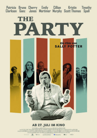 Diverser Termine // Film: The Party (OmU)