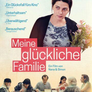 Diverser Termine // Film: Meine glückliche Familie (OmU)