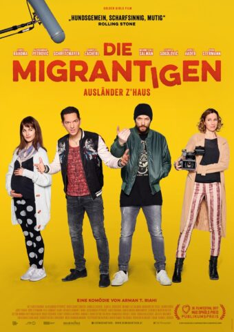 Diverser Termine // Film: Die Migrantigen