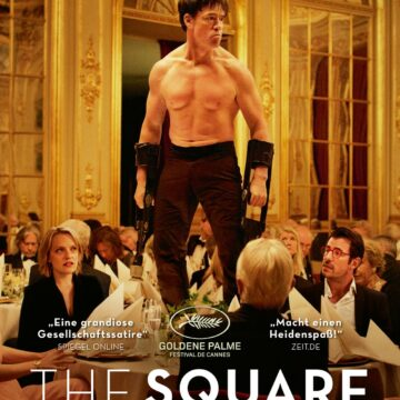 Diverser Termine // Film: The Square (OmU)