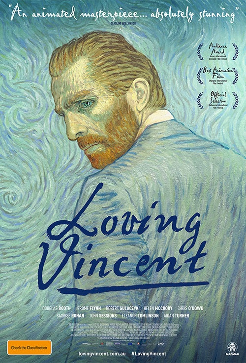 Diverser Termine // Film: Loving Vincent