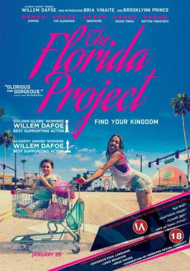 Diverser Termine // Film: Florida Project (OmU)