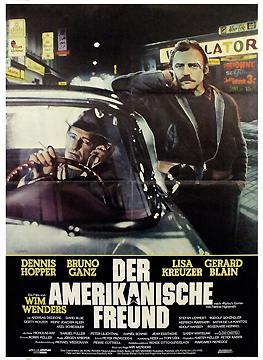 Eine Stadt sieht einen Film: Der Amerikanische Freund (1977) zu Gast Wim Wenders