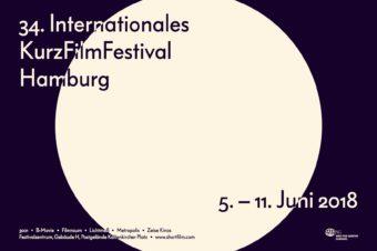 34. INTERNATIONALES  KURZ FILM FESTIVAL HAMBURG