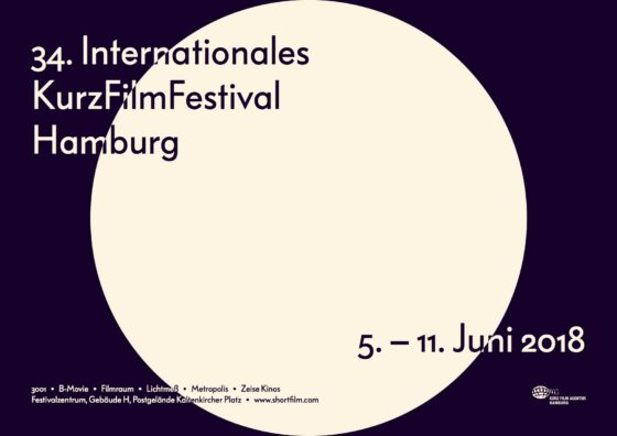 34. INTERNATIONALES  KURZ FILM FESTIVAL HAMBURG