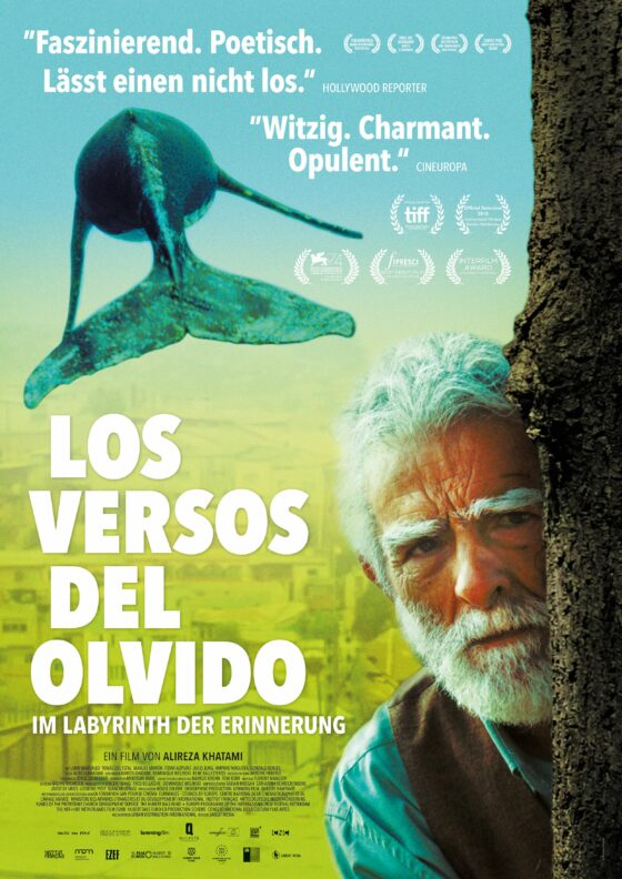 Hamburg-Premiere exklusiv im FilmRaum // Film: LOS VERSOS DEL OLVIDO (OmU) Ein Film von  Alireza Khatami