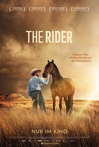 Diverser Termine // Film: THE RIDER (OmU) ein Film von Chloé Zhao