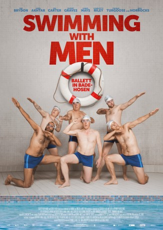 Diverser Termine // Film: Swimming with Men (OmU) Ein Film von  Oliver Parker