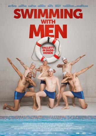 Diverser Termine // Film: Swimming with Men (OmU) Ein Film von  Oliver Parker