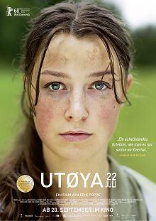 Film: UTØYA (OmU) Ein Film von Erik Poppe