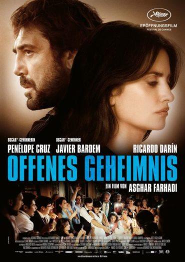 Film: Offenes Geheimnis (OmU) Ein Film von Asghar Farhadi