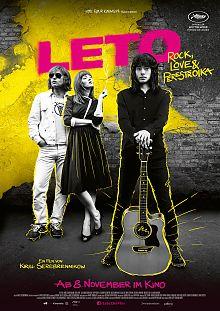 Leto (OmU) Ein Film von Kirill Serebrennikow