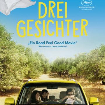 Drei Gesichter (OmU) Ein Film von Jafar Panahi