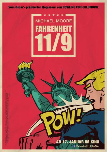 Fahrenheit 11/9 (OmU) Ein Film von Michael Moore