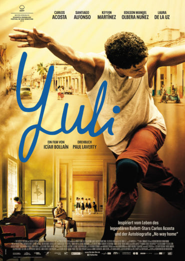 Yuli (OmU) Ein Film von Icíar Bollaín