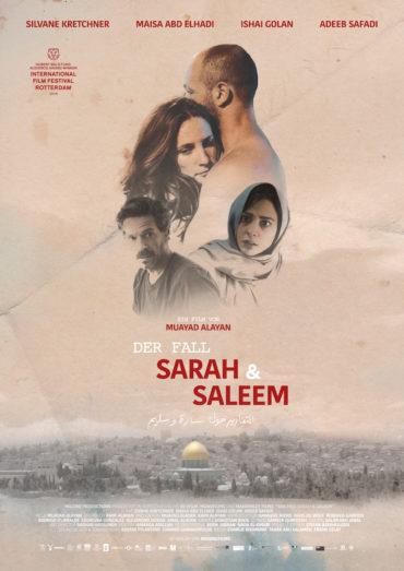 Der Fall Sarah & Saleem  (OmU) Ein Film von  Muayad Alayan // am 16.4.  Filmgespräch mit  Kameramann Sebastian Bock
