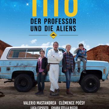 TITO  Der Professor und die Aliens (OmU) Ein Film von  Paola Randi