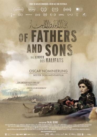 OF FATHERS AND SONS  DIE KINDER DES KALIFATS (OmU) Ein Dokumentarfilm von  Talal Derki