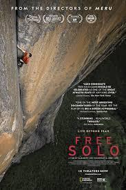 Free Solo  (OmU) Ein Dokumentarfilm von  Jimmy Chin, Elizabeth Chai Vasarhelyi